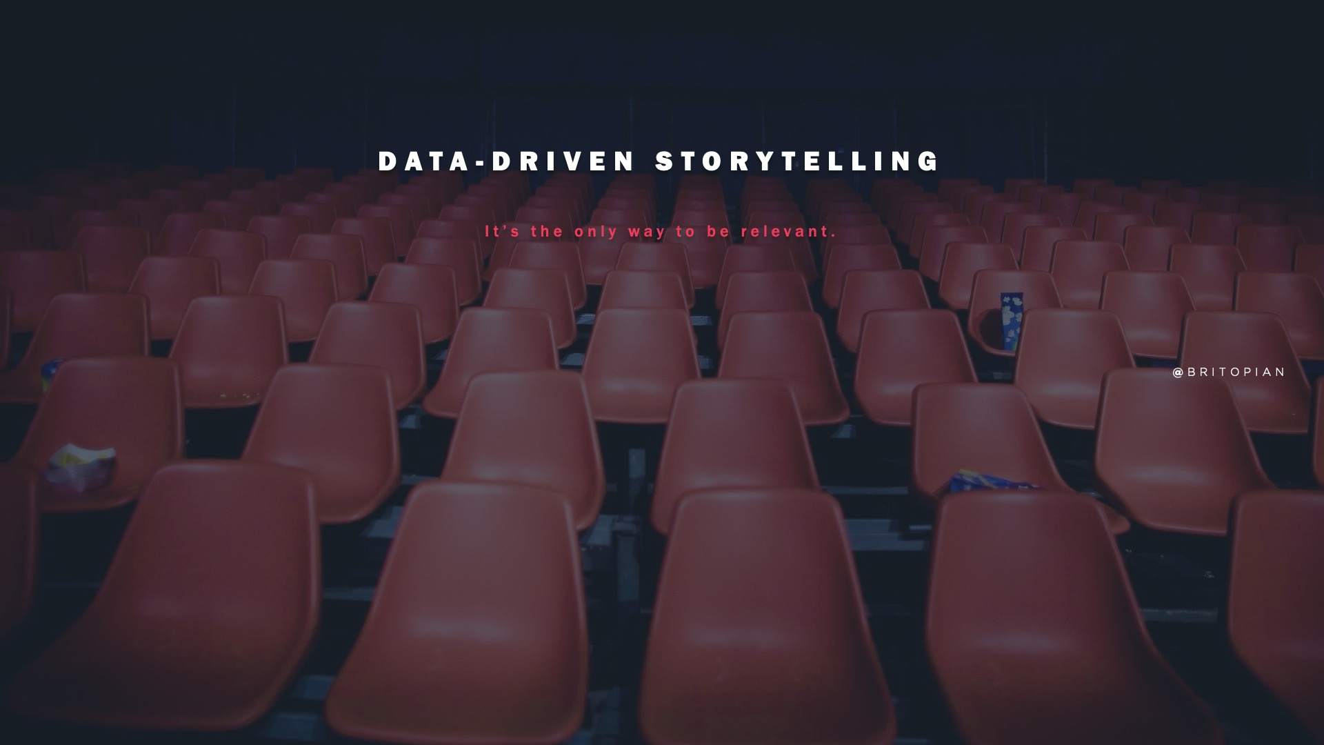 What is Data Driven Storytelling & How Does it Define Brand Relevance?