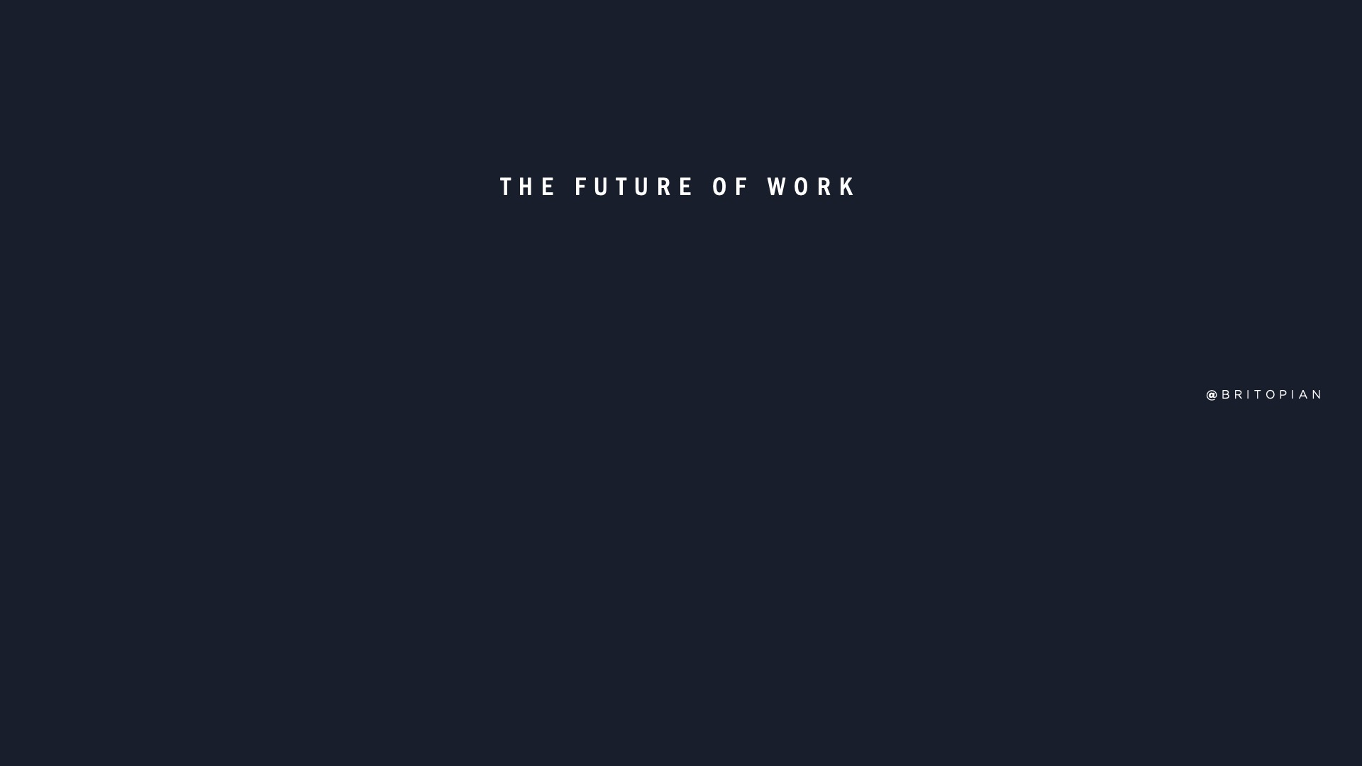 Future of Work Data: Who Owns the Brand Narrative?