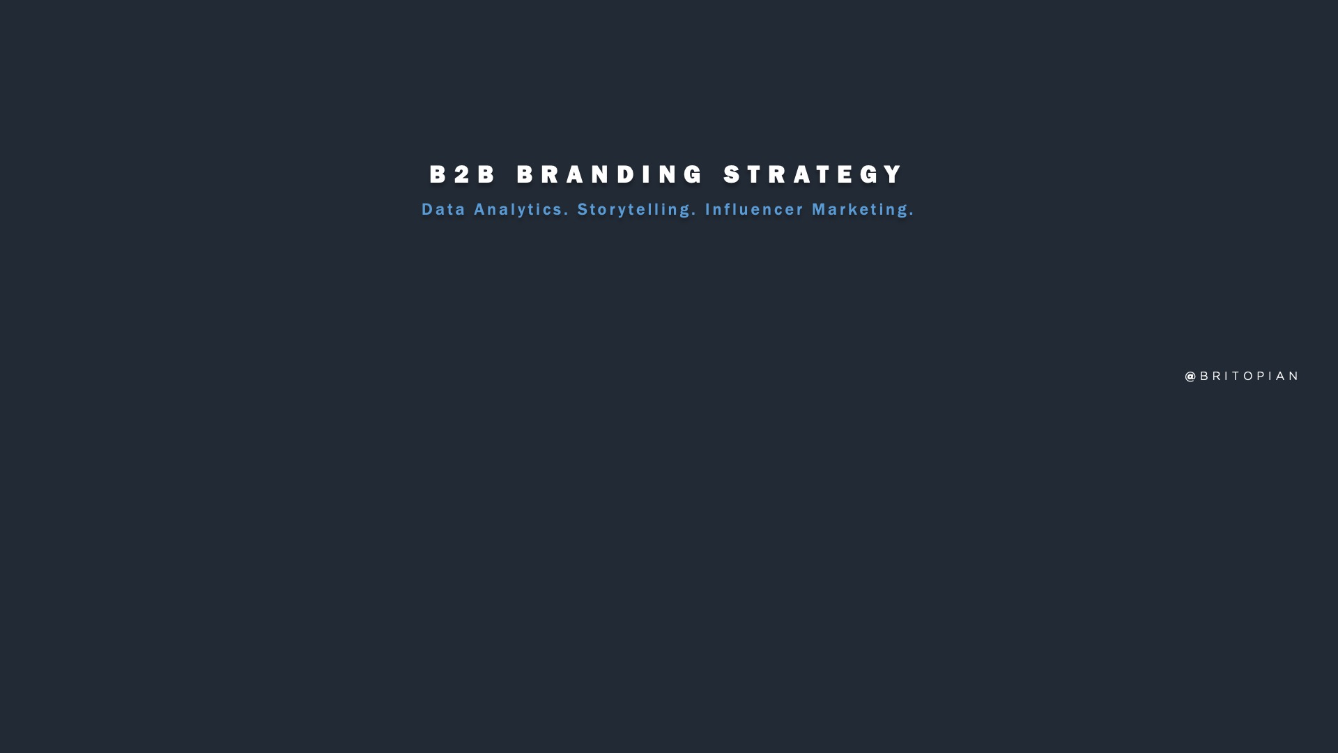 B2B Branding Strategy: Becoming a Brand Publisher